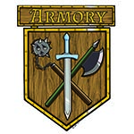 Armor, Weapons, & Wands