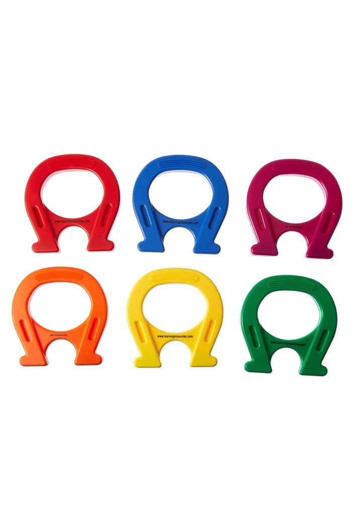 5 HORSESHOE MIGHTY MAGNETS AS