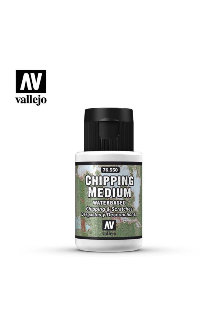 VAL MODEL WASH CHIPPING 35ML