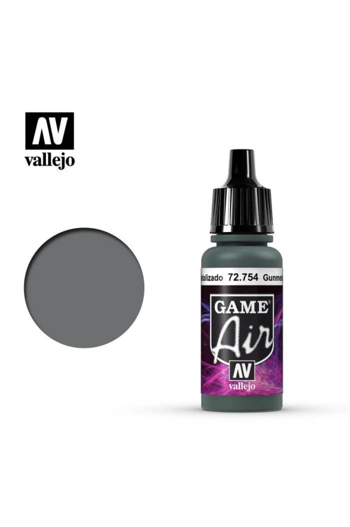 VALLEJO AIR GUNMETAL 17ML
