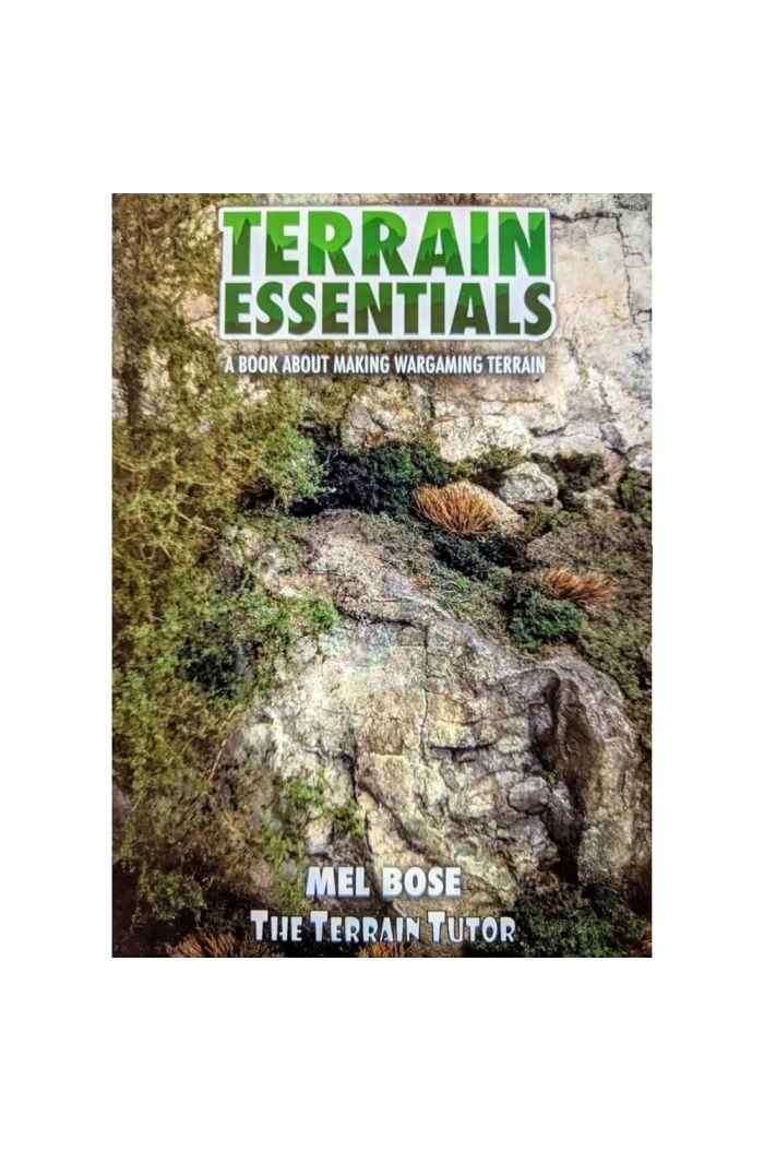 TERRAIN ESSENTIALS BOOK